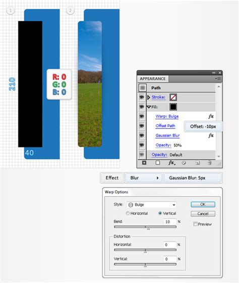membuat id card dengan adobe illustrator graphic design cara membuat vektor gambar slider di adobe