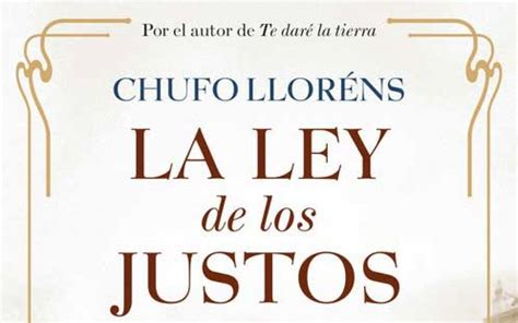 leer la ley de los justos the law of the righteous libro en linea gratis pdf la ley de los justos de chufo llor 233 ns
