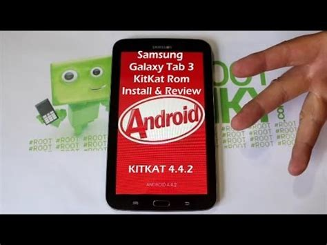 Samsung Tab 3 Rm Galaxy Tab 3 7in Kitkat Rom Install And Review