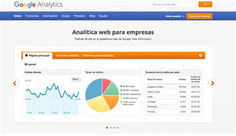 tutorial web analytics google analytics tutorial de anal 237 tica web paso a paso