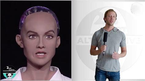 elon musk on sophia the dangers of artificial intelligence robot sophia
