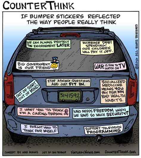 Alex Jones Bumper Sticker
