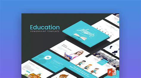 20 Education Powerpoint Templates For Great School Presentations College Presentation Powerpoint Templates