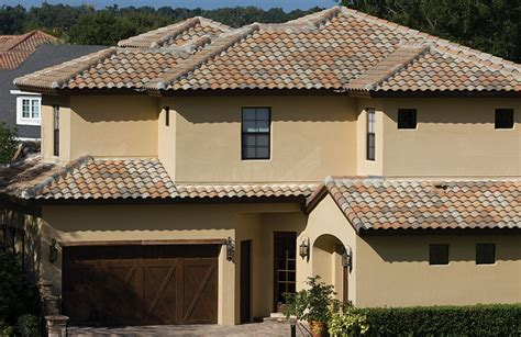 Barrel Tile Roof High Barrel Concrete Roof Tile Eagle Roofing
