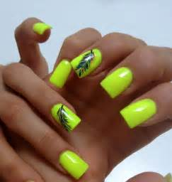 gallery for gt neon nail designs