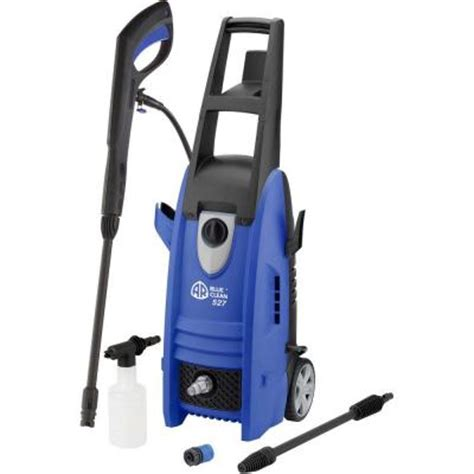 ar blue clean 1 800 psi 1 58 gpm electric pressure washer