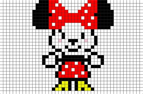 how to get the extra charactors in crossy road cute minnie mouse pixel art brik