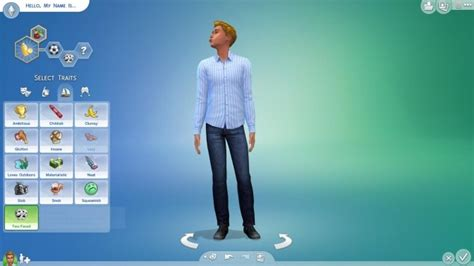 mod the sims robot traits 5 flavors two faced trait by ts4world at mod the sims 187 sims 4 updates
