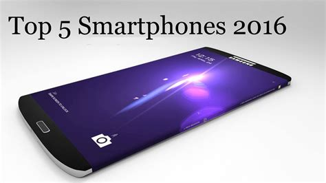 smartphone with best top 5 smartphones 2016 most powerful companies