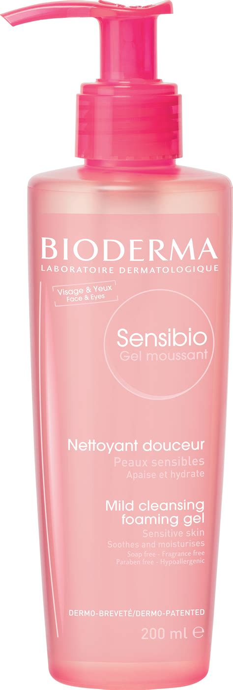 bioderma sensibio mild cleansing foaming gel