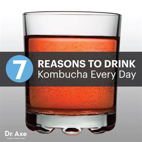 7 Reasons To Explain Your Lack Of Concentration by 7 Reasons To Drink Kombucha Every Day Dr Axe
