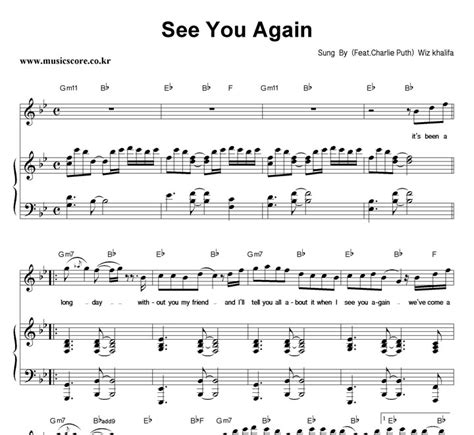 tutorial piano when i see you again piano chords for see you again piano ideas