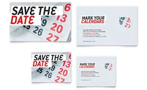 Save The Date Powerpoint Template by Save The Date Note Card Template Word Publisher