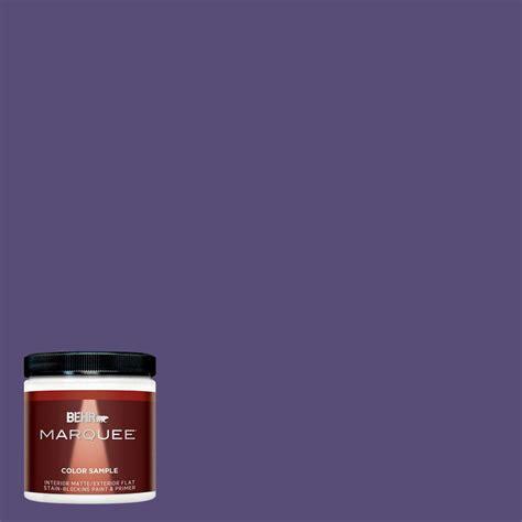 behr marquee 8 oz mq5 42 perpetual purple interior