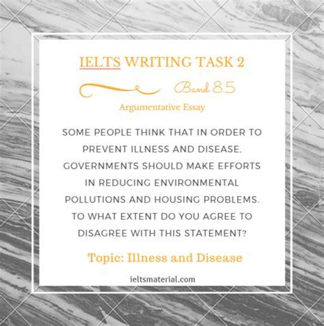 Ielts Writing Task 2 Essay 100 by Ielts Writing Task 2 Argument Essay 100 Original