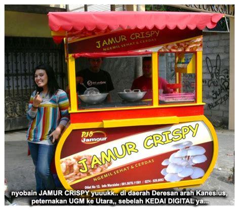 Jual Bibit Jamur Tiram Yogyakarta p 15 jamur crispy s ngemil sehat dan cerdas