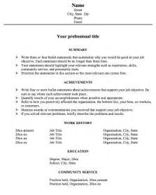 Resume Sample Achievements by Achievement Resume Format For Really Big Resume Problems