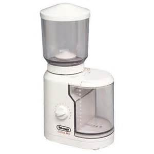 Delonghi Coffee Grinder Review Coffee Grinders Product Reviews And Prices Shopping