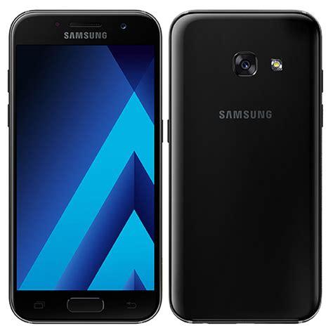 Samsung Galaxy A3 2017 Black Garansi Resmi 1 Tahun samsung galaxy a3 2017 sm a320fz 16gb black sky kickmobiles 174