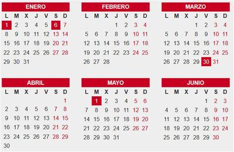 Calendario 2018 Para Imprimir Con Feriados Calendario 2018 Con Feriados De Espa 241 A Calendario 2018