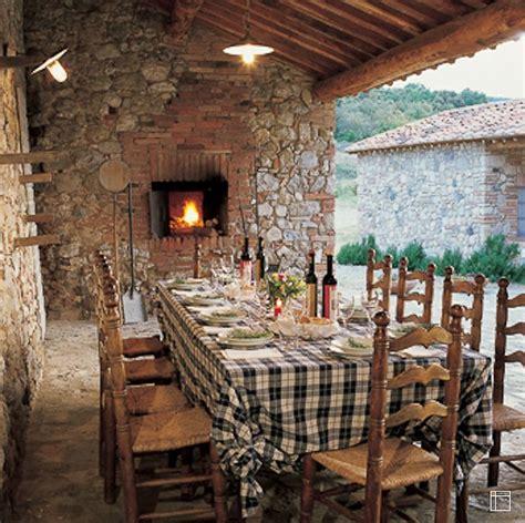 interior design tuscan house rustic italian decor