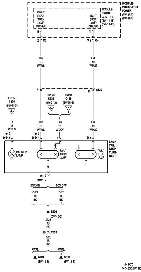 Rear Taillights Wiring Color Code: Truck Is a Dually and
