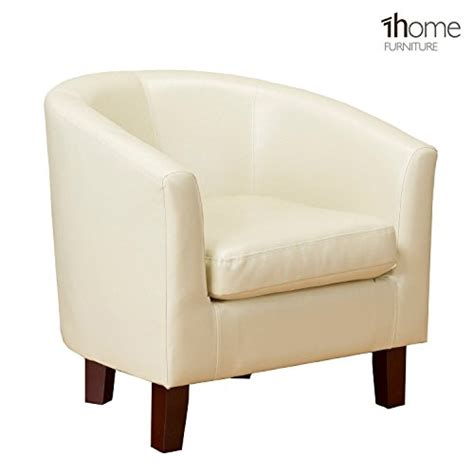 armchair online 1home bonded leather tub chair armchair for dining living