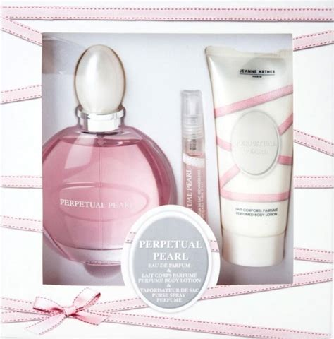 Jeanne Arthes Edp 100ml jeanne arthes perpetual pearl eau de parfum 100ml lotion 100ml miniature skroutz gr