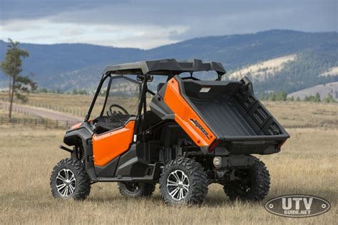 honda pioneer 1000 ride utv guide