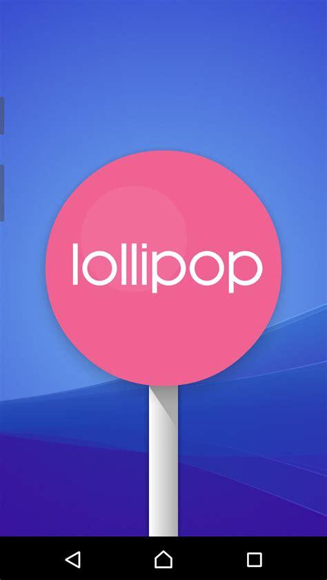 S 15 Lollipop Yellowboneka celly union xperia z so 02e をlollipop化して気づいたこと