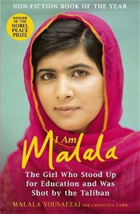malala biography in english i am malala malala yousafzai 9781780226583