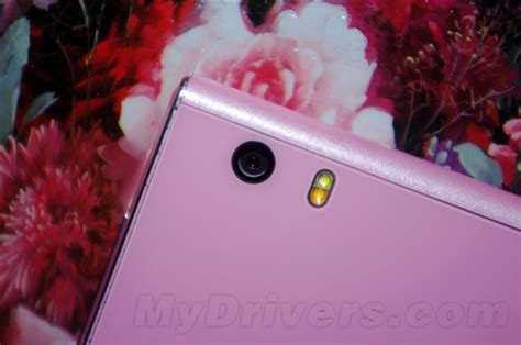 Pink Korean For Vivo V5 zte 1 android 4g smartphone has design gizmochina