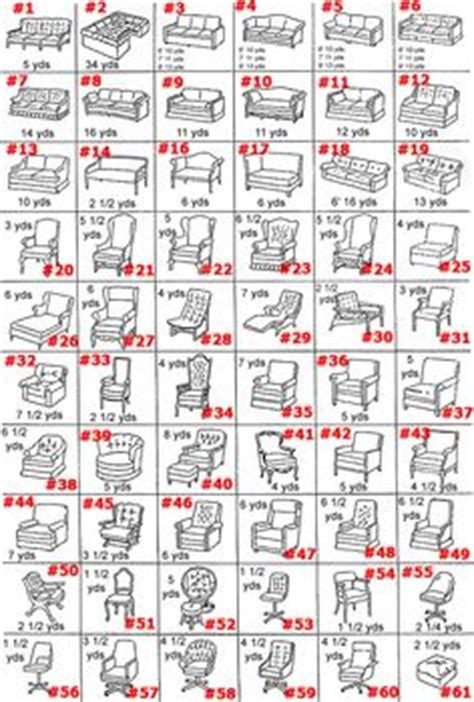 Yardage Estimator For Upholstery by 1000 Images About Upholstery Yardage On