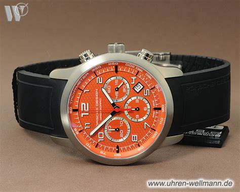 Uhr Porsche Design by Porsche Design Dashboard Chronograph P6000 Informieren Im