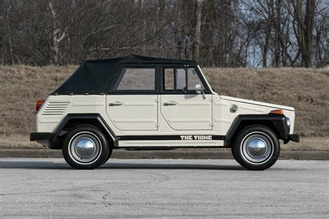 1973 volkswagen thing fast classic cars