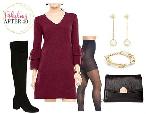 what to wear to a casual christmas party