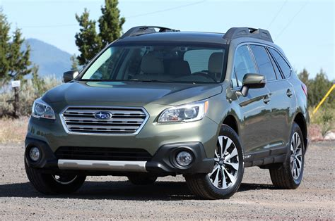 subaru minivan 2015 2015 subaru outback first drive photo gallery autoblog