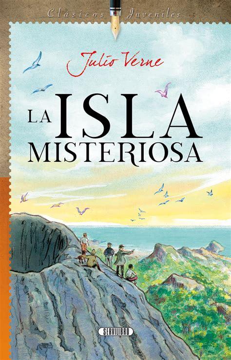 libro la isla de las la isla misteriosa pictures to pin on pinsdaddy
