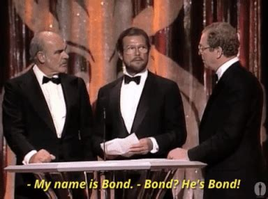 james bond gif a tribute to roger moore ed b on sports