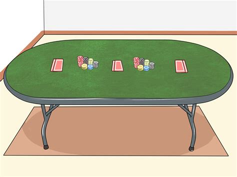 how to build a poker how to make a poker table 14 steps with pictures wikihow