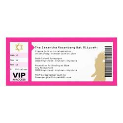 Concert Ticket Invitation Template by Concert Ticket Invitation Template Search Results
