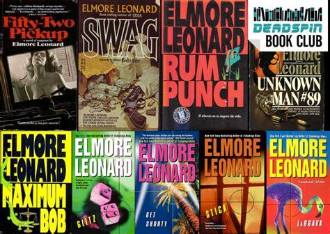 elmore leonard best book elmore leonard books