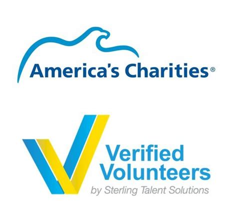 Verified Volunteers Background Check America S Charities And Verified Volunteers Partner To Offer Streamlined Volunteer