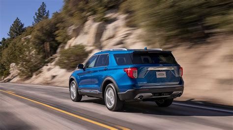 Ford Usa Explorer 2020 by Usa Ford Explorer Hybrid St 2020 Presentazioni