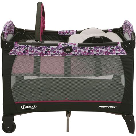graco pack and play with changing table graco pack n play with bassinet and changing table