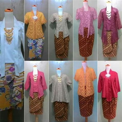 Kebaya Encim Modern Floy Dusty Pink 17 best images about kebaya cantiq on skirts