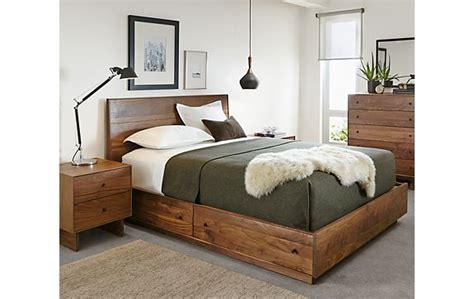 Bedroom Boards by Hudson Storage Collection In Walnut Modern Bedroom Furniture Room Board