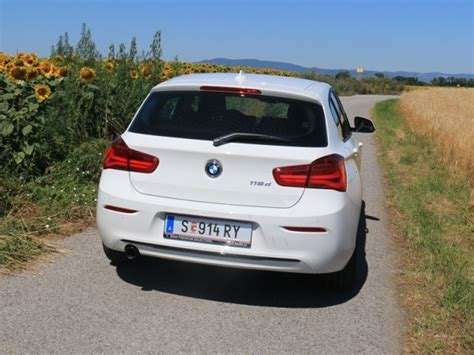 Wie Viele Steuergeräte Hat Ein Auto by Bmw 118d Sport Line Testbericht Auto Motor At