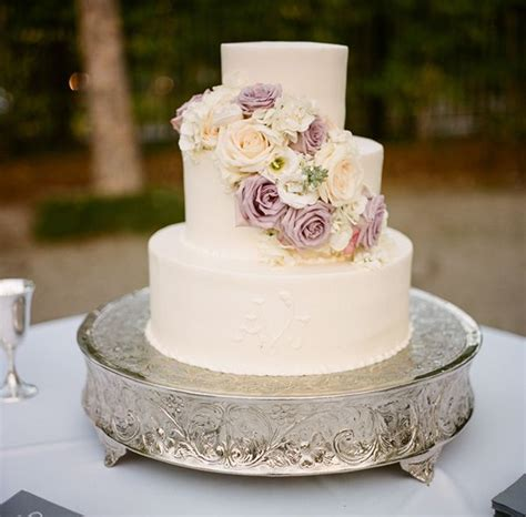 Hochzeitstorte Lavendel by And Lavender Wedding Cake