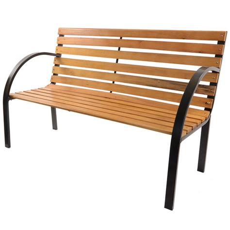 outdoor steel benches azuma arran 3 seat garden natural hardwood bench outdoor